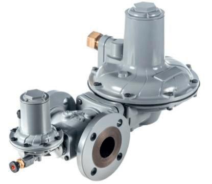 Nové regulátory tlaku série CSB600