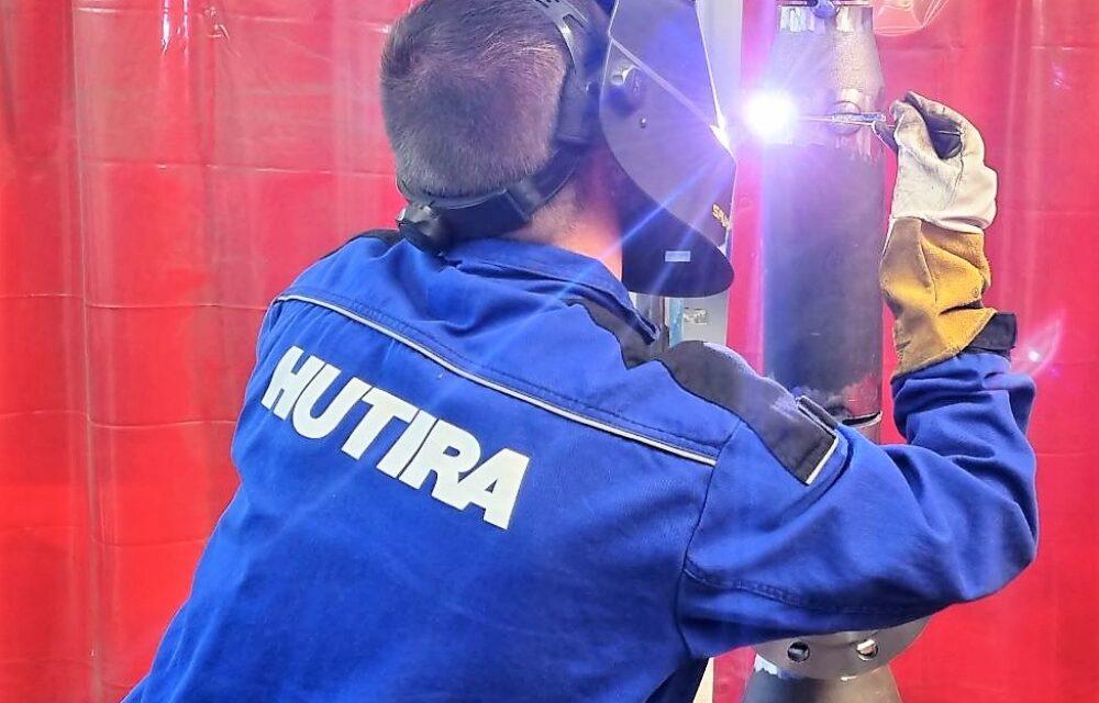 Jsme opět profesionálnější – naše svařování pod systémem kvality   HUTIRA